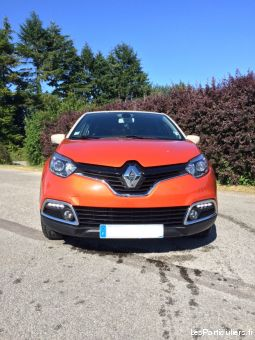 renault captur dci 90 energy intens s&s eco2 vehicules voitures orne