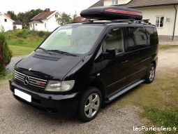 Mercedes-Benz Vito 2, 2 cdi vip Limited