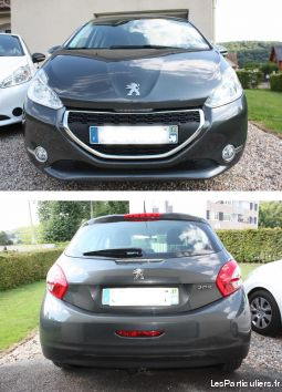 peugeot 208 fap business 1.4 68 cv hdi  vehicules voitures eure