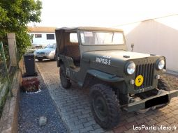 jeep willys vehicules voitures moselle