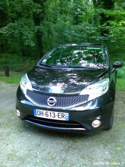 NISSAN NOTE 2 ACENTA