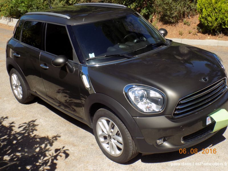 countryman cooper s vehicules voitures alpes-maritimes
