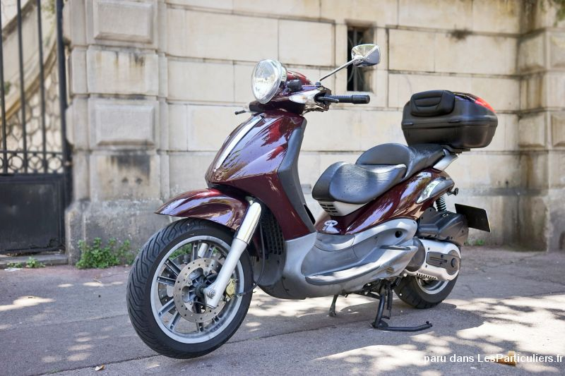 beverly 500 piaggio vehicules scooters bouches-du-rh�ne