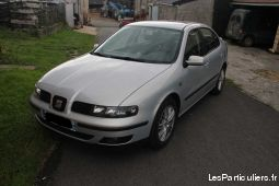 seat toledo v5 150ch vehicules voitures ardennes