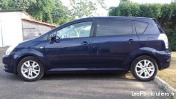 toyota corolla verso vehicules voitures charente