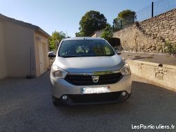 dacia lodgy 110 cv black line 7 places vehicules voitures aude