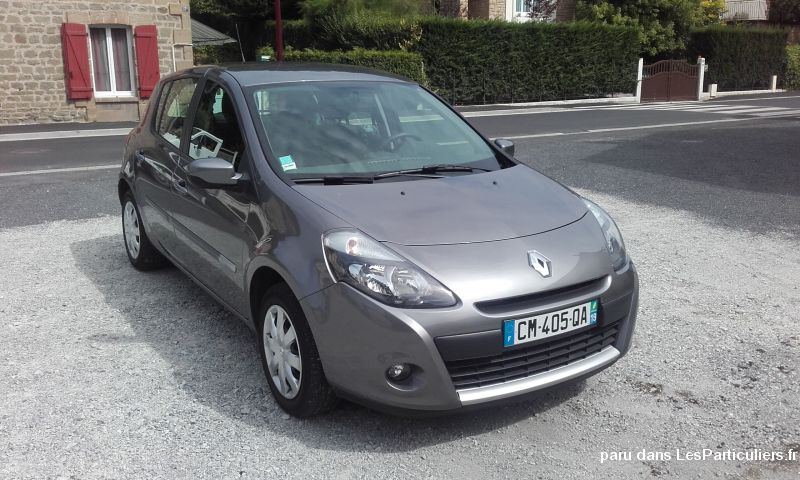 clio 3 expression clim vehicules voitures corr�ze