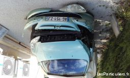 peugeot 307 accident�e vehicules voitures vienne
