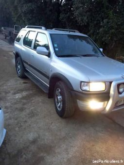 opel frontera vehicules voitures corse