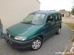 berlingo 2 litres hdi vehicules voitures charente-maritime