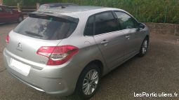 Citroen C4 Phase 2 hdi 150 Exclusive, gris clair