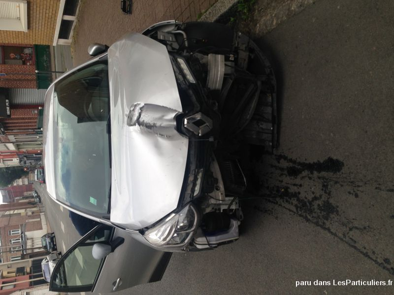 renault clio 4 expression dci diesel vehicules voitures nord