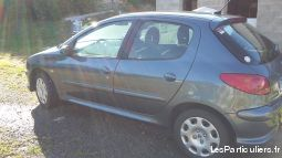 peugeot 206 hdi vehicules voitures meuse
