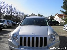 jeep compass 2.0 limited vehicules voitures seine-saint-denis