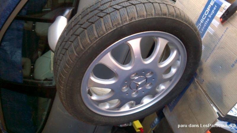 roue mercedes w168 a 160 jante alu 16 prix 95 vehicules moselle. Black Bedroom Furniture Sets. Home Design Ideas