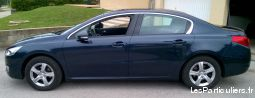 peugeot 508 e-hdi 1.6l vehicules voitures jura
