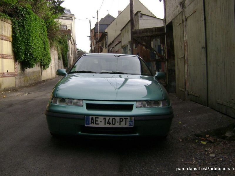 opel calibra 2li 8s serie cool line vehicules voitures aisne