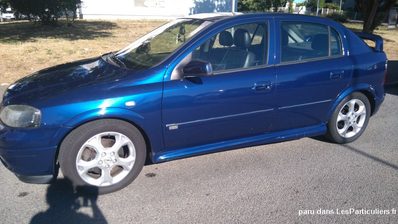opel astra dti sport 125 cv vehicules voitures gironde