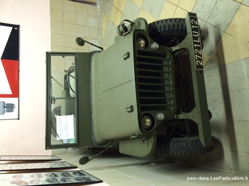 jeep willys vehicules autres aveyron