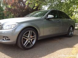 mercedes classe c 220 cdi avantgarde pack amg vehicules voitures meurthe-et-moselle