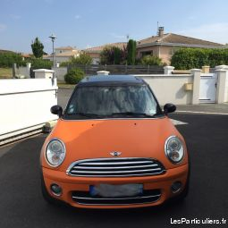mini cooper d clubman  vehicules voitures charente