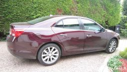Chevrolet malibu LTZ toutes options