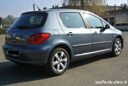Peugeot 307 1.6 hdi 110 exécutive pack 5P