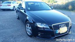 Belle Audi A4 ambitionluxe