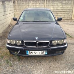 bmw 735i v8 pour piece a prendre entiere vehicules voitures tarn