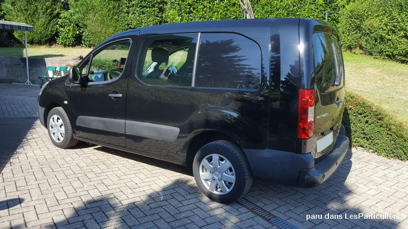 citroen berlingo 1.6 hdi 90 gruau (5 places)  vehicules voitures bas-rhin