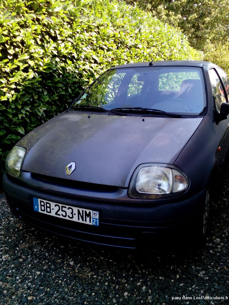 clio année 1998 vehicules voitures ain