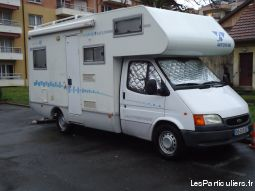 ford autostar amical 5 vehicules caravanes camping car haute-savoie
