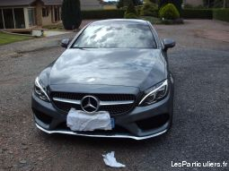 mercedes classe c4 coup� 220 d fascination vehicules voitures somme