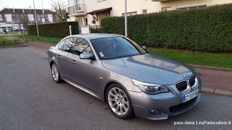 bmw 530d pack m vehicules voitures yvelines