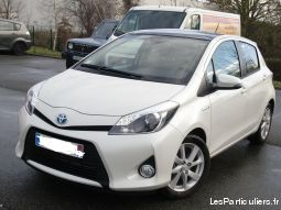 toyota yaris 3 - hyb 100h style 5 p 4 cv 53900 km vehicules voitures vend�e