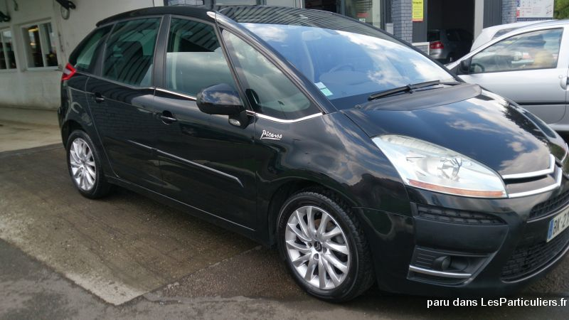 citro�n c4 picasso 1.6 hdi pack dynamique bmp6 vehicules voitures yvelines