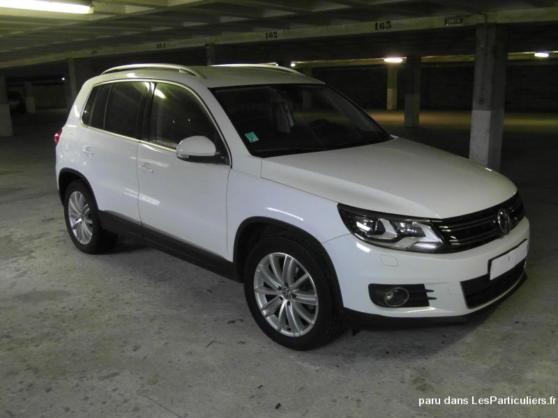 tiguan flserie speciale r-exclusive 2014 tdi 2.0 vehicules voitures somme