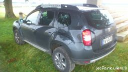dacia duster prestige dci 110 am 2016 4x2  vehicules voitures meurthe-et-moselle
