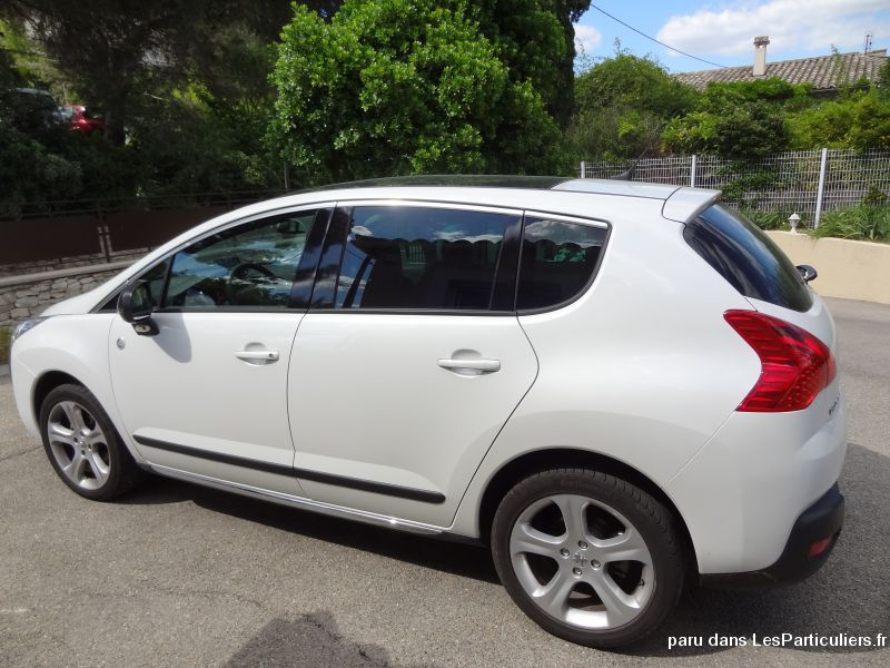 peugeot 3008 hdi 115 vehicules voitures gard
