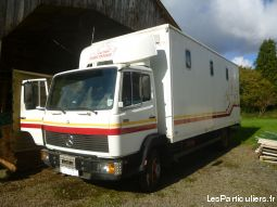 Camion chevaux