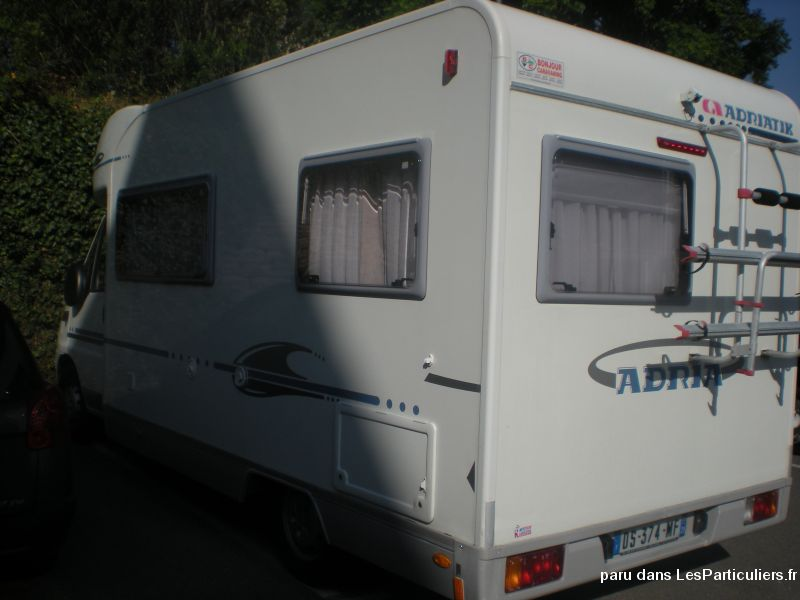 camping car 4 / 6 places vehicules caravanes camping car finist�re
