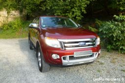 ford ranger 200 ch limited vehicules voitures sarthe