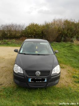 volkswagen polo iv vehicules voitures finist�re