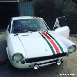 fiat 124 coupe sport 1968 1400cc vehicules voitures
