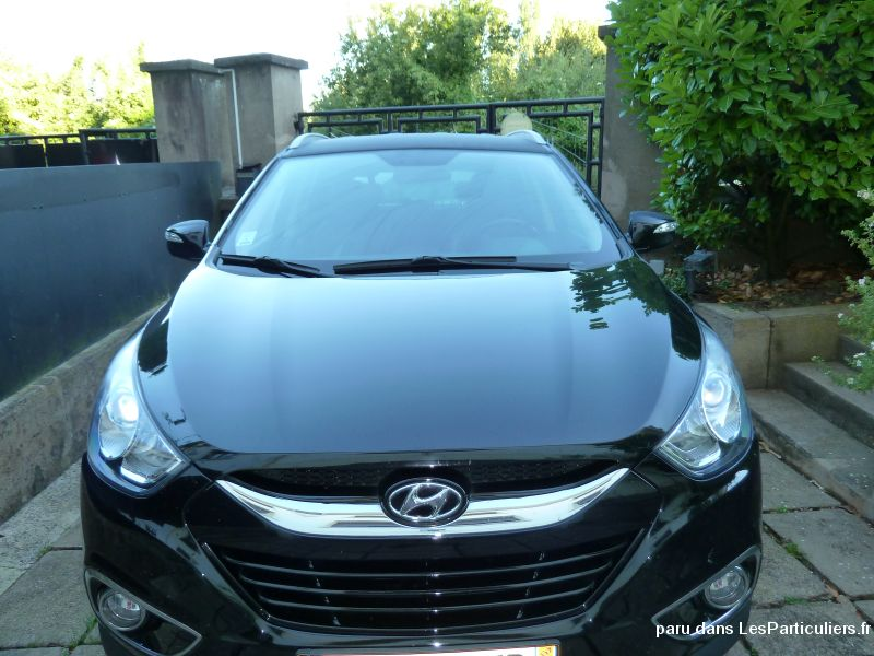 hyundai ix35 1. 7crdi 115cv 2wd pack city2 vehicules voitures moselle