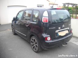 C3 PICASSO 1. 6 HDI 90cv EXCLUSIVE BLACK PACK