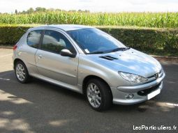 peugeot 206 quilcksilver ct ok (diesel)  vehicules voitures yonne
