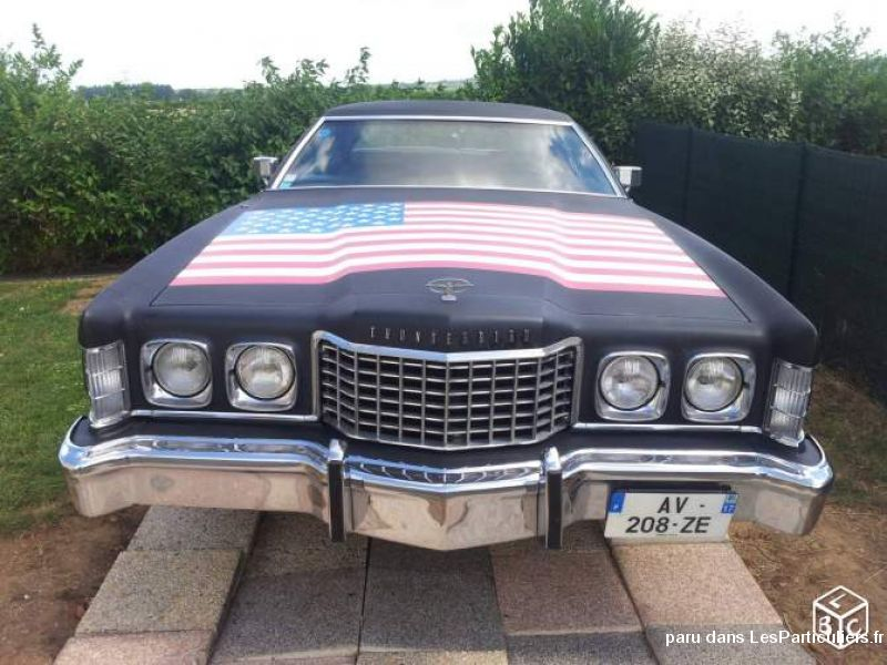 ford thunderbird (carte grise francaise)  vehicules voitures calvados