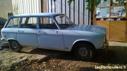 peugeot 204 break  vehicules voitures tarn