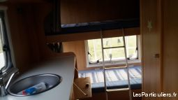 Camping car capucine 6 places